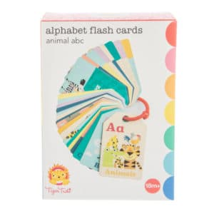 Animal ABC Flash Cards