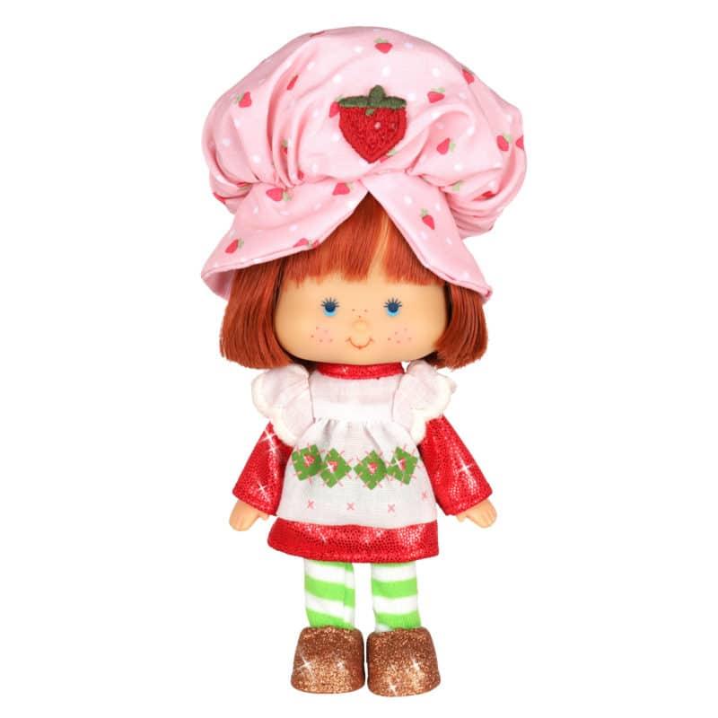 """6"""" Retro Strawberry Shortcake Doll"""