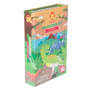 Dinosaur - Coloring Set