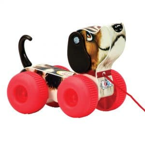 Fisher Price Little Snoopy Dog Pull Toy