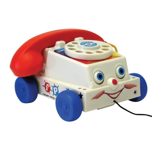 Fisher Price Chatter Phone Right
