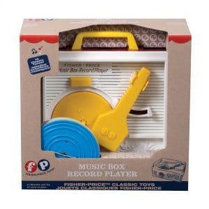 Fisher Price Record Player Package Front