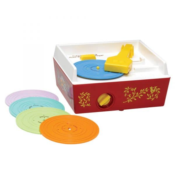 Fisher Price Record Player
