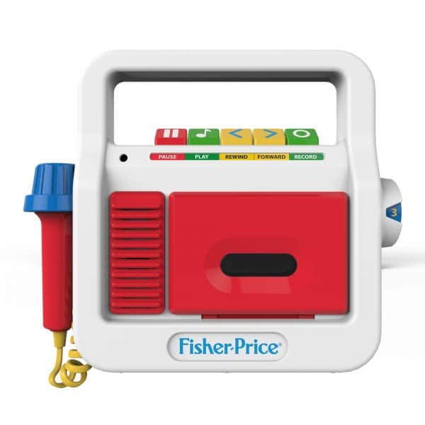 Fisher Price Tape Recorder Front