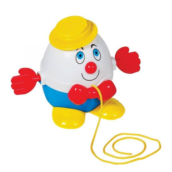 Fisher Price Classics Humpty Dumpty Pull Toy Right