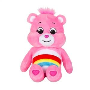 Care Bears Bean Plush Cheer Bear