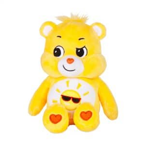 Care Bears Bean Plush Funshine Bear