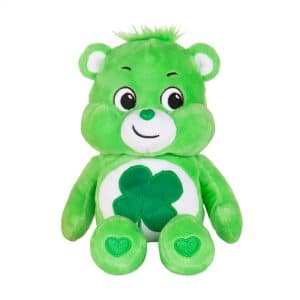 Care Bears Bean Plush Good Luck Bear