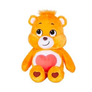 Care Bears Bean Plush Tenderheart Bear