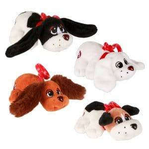 Pound Puppies Clip Ons