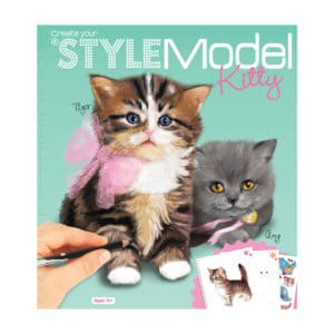 Style Model Kitty