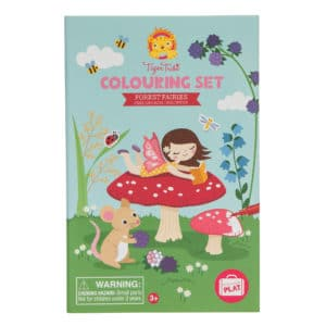 Forest Fairies - Coloring Set