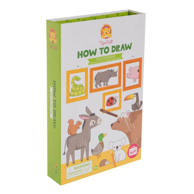 Wild Kingdom - How To Draw