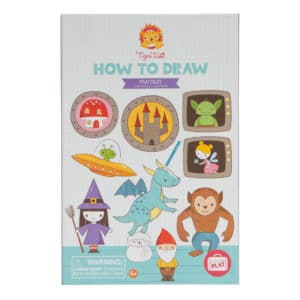 Fantasy - How To Draw