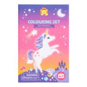 Unicorn Magic - Coloring Set