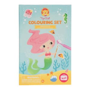 Mermaids - Coloring Set