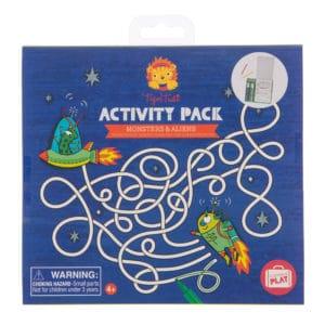 Monsters & Alien - Activity Pack