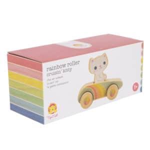 Cruisin Kitty - Rainbow Roller