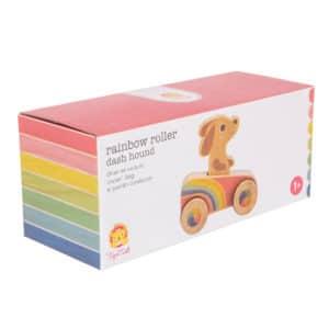 Dash Hound - Rainbow Roller