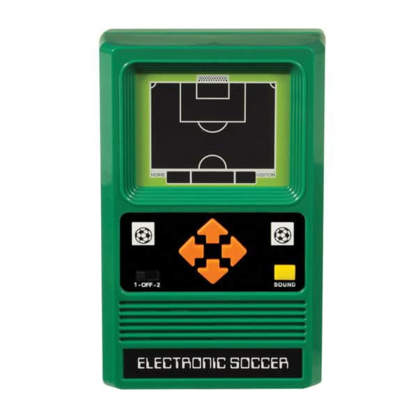 Electronic Soccer Hand Held Game