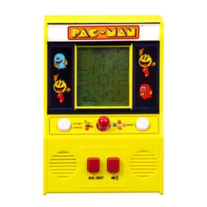 Pac-Man Retro Arcade Game Front - On