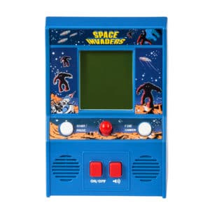 Space Invaders Retro Arcade Game Front