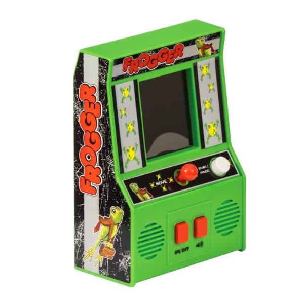 Frogger Retro Arcade Game Front Angle Right