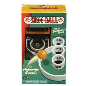 Electronic Skeeball Game