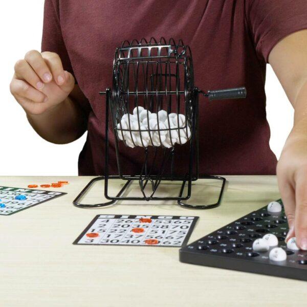 Bingo game video