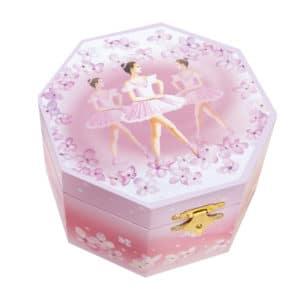 Ballerina Jewelry Box