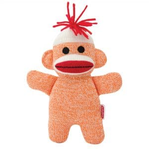 Sock Monkey Babies - Assorted Colors