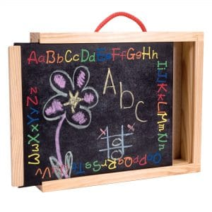 Chalkboard Brief Case