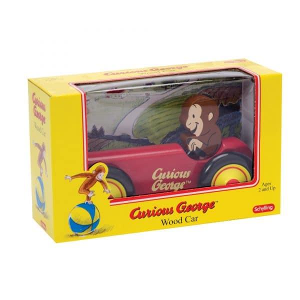 Curious George Car