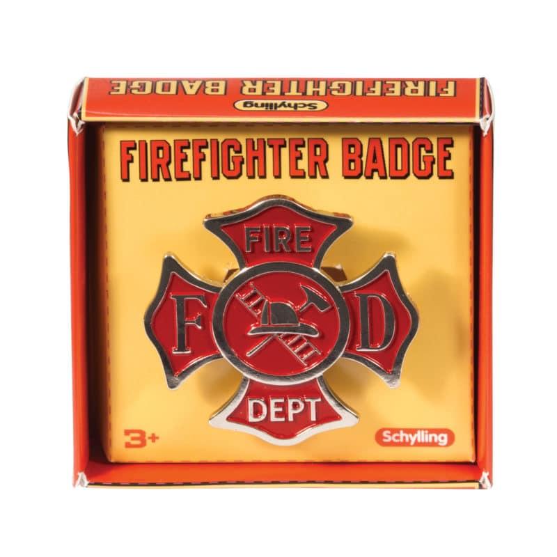 Firefighter Badge