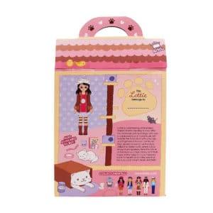 Pandora's Box – Lottie Package Back