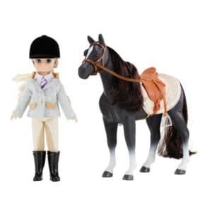 Pony Club – Lottie: Doll and Horse