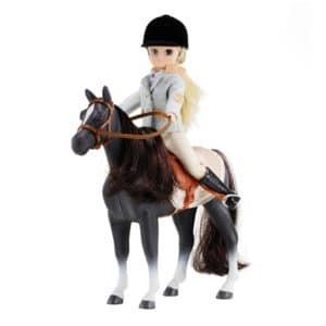 Pony Club – Lottie: Doll Riding Horse