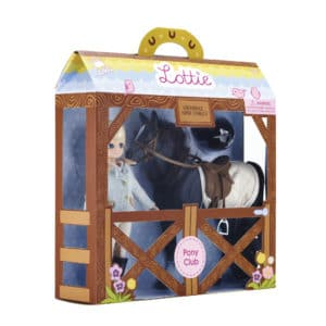 Pony Club – Lottie Package Front Angle Right