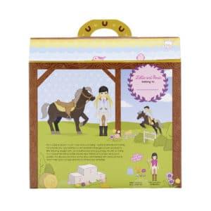 Pony Club – Lottie Package Back