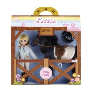 Pony Club – Lottie Package Front