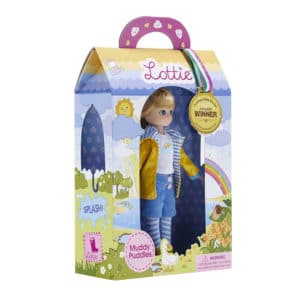Muddy Puddles – Lottie Package Front Angle Right