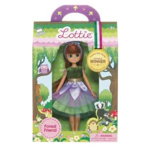 Forest Friend – Lottie Package Front