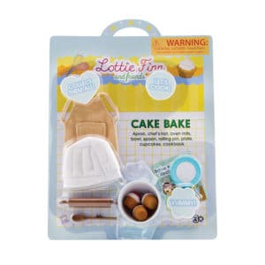 Cake Bake Outfit - Lottie Package Front
