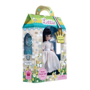 Royal Flower Girl – Lottie Package Front Angle Right