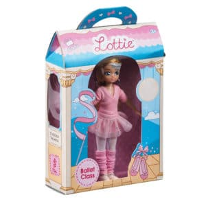 Ballet Class – Lottie Front Angle Right