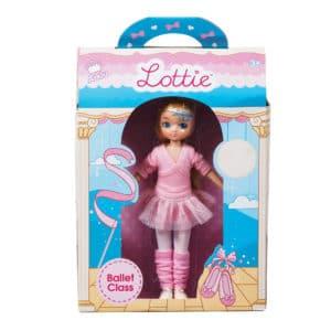 Ballet Class – Lottie Package Front
