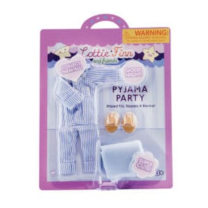 Pajama Party Package Front