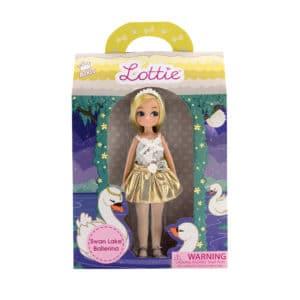 Swan Lake – Lottie Package Front