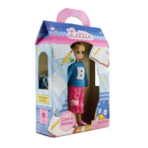 Cool 4 School – Lottie Package Front Angle