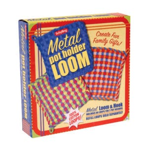 Metal Pot Holder Loom